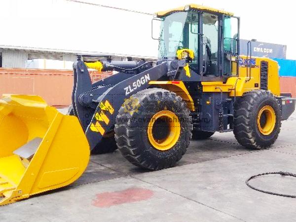 XCMG Wheel Loader ZL50GN