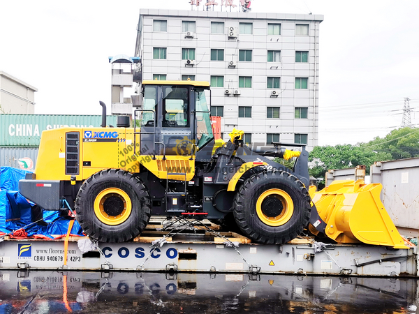 XCMG ZL50GN Wheel Loaders