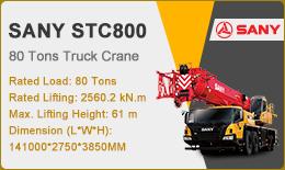 SANY STC800