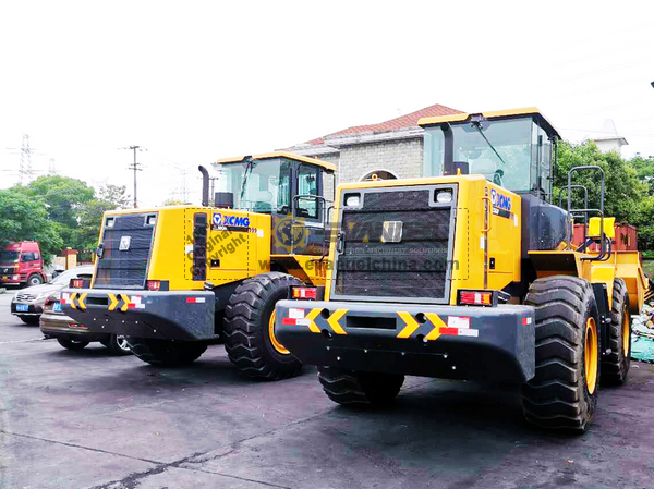 2 Units XCMG ZL50GN Wheel Loaders