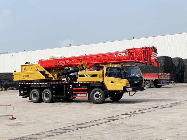 SANY Truck Crane STC300S