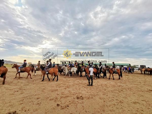 ENOMAC Group Seven Days Tour of Hulunbuir Prairie