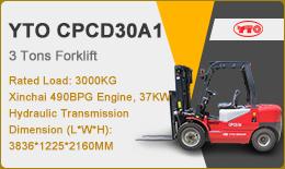 YTO CPCD30A1