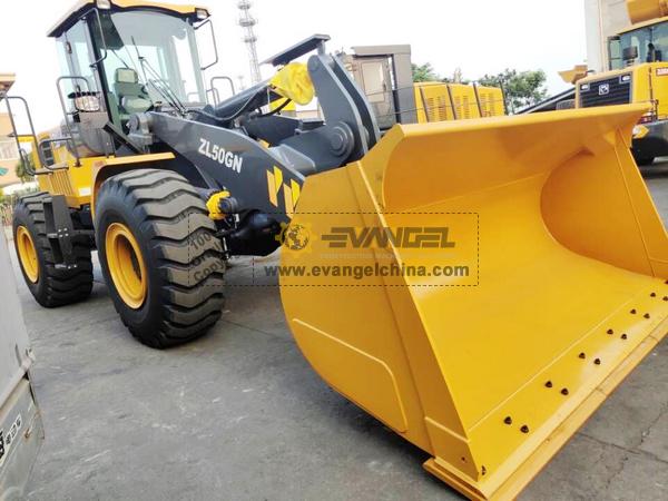 2 Units XCMG Wheel Loader ZL50GN