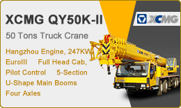XCMG QY50K-II