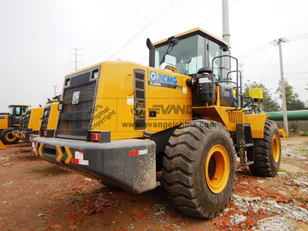 2 Units XCMG ZL50GN Wheel Loader & 1 Unit XS143J Road Roller