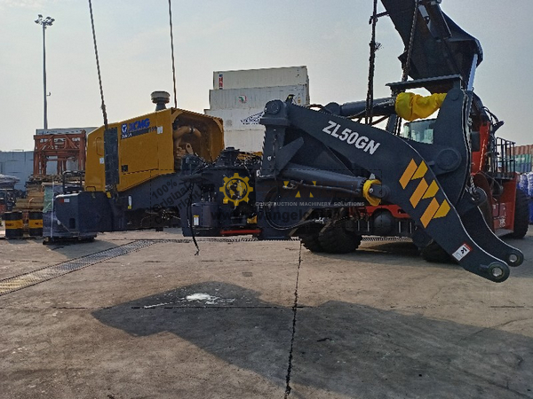 XCMG Wheel Loaders ZL50GN