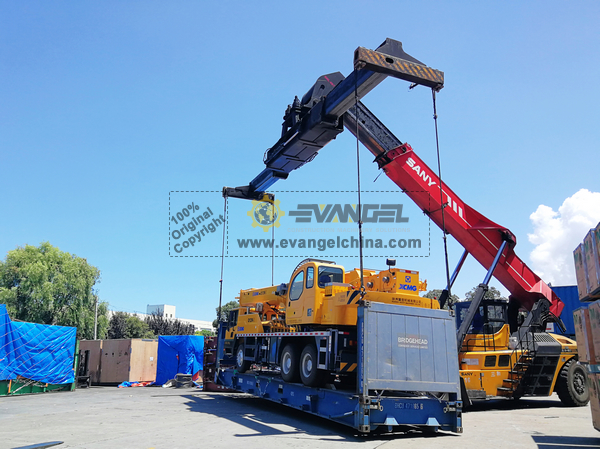 xcmg export to Philippines