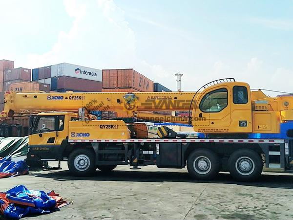 XCMG Truck Crane QY25K-II