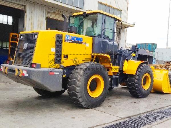 Argentina - 1 Unit XCMG Wheel Loader ZL50GN