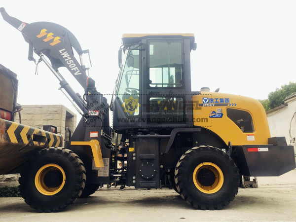 Kenya - 1 Unit XCMG LW300FN & 2 Units LW150FV Wheel loader