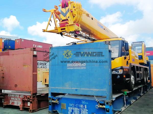 Truck Crane QY25K-II
