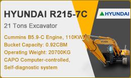 HYUNDAI R215-7C
