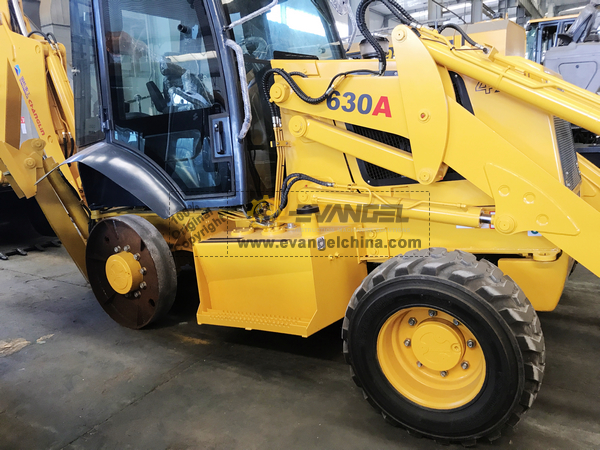 CHANGLIN Backhoe Loader 630A