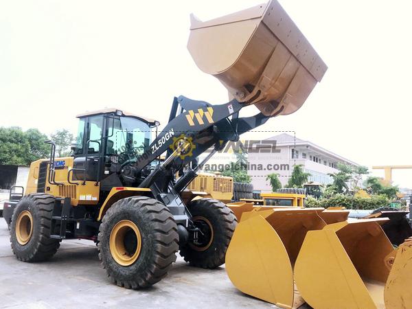6 Units XCMG Wheel Loader ZL50GN